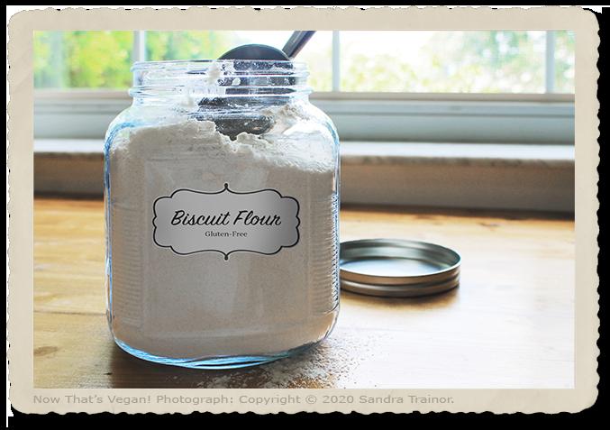 Biscuit Flour Blend