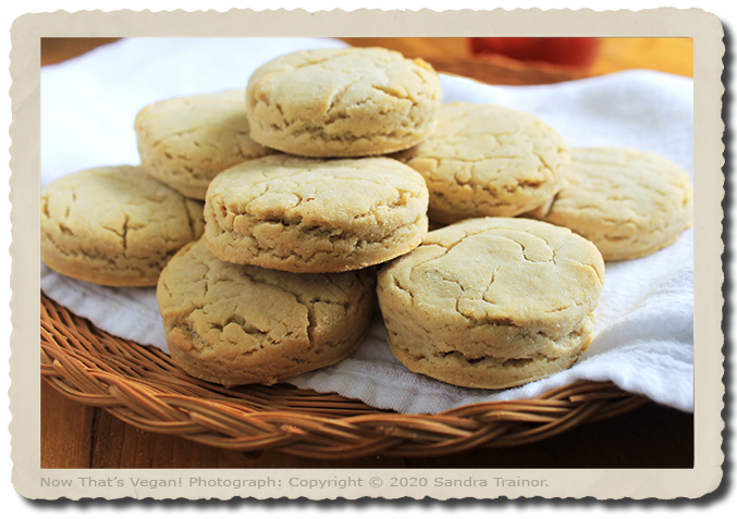 Homemade Gluten-Free Biscuits